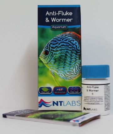 NT Labs Anti Fluke & Wormer
